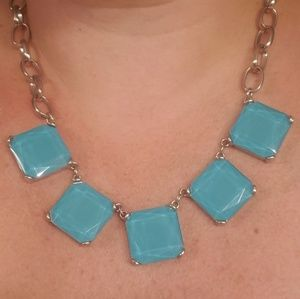 Jewelry - Stunning turquoise color necklace